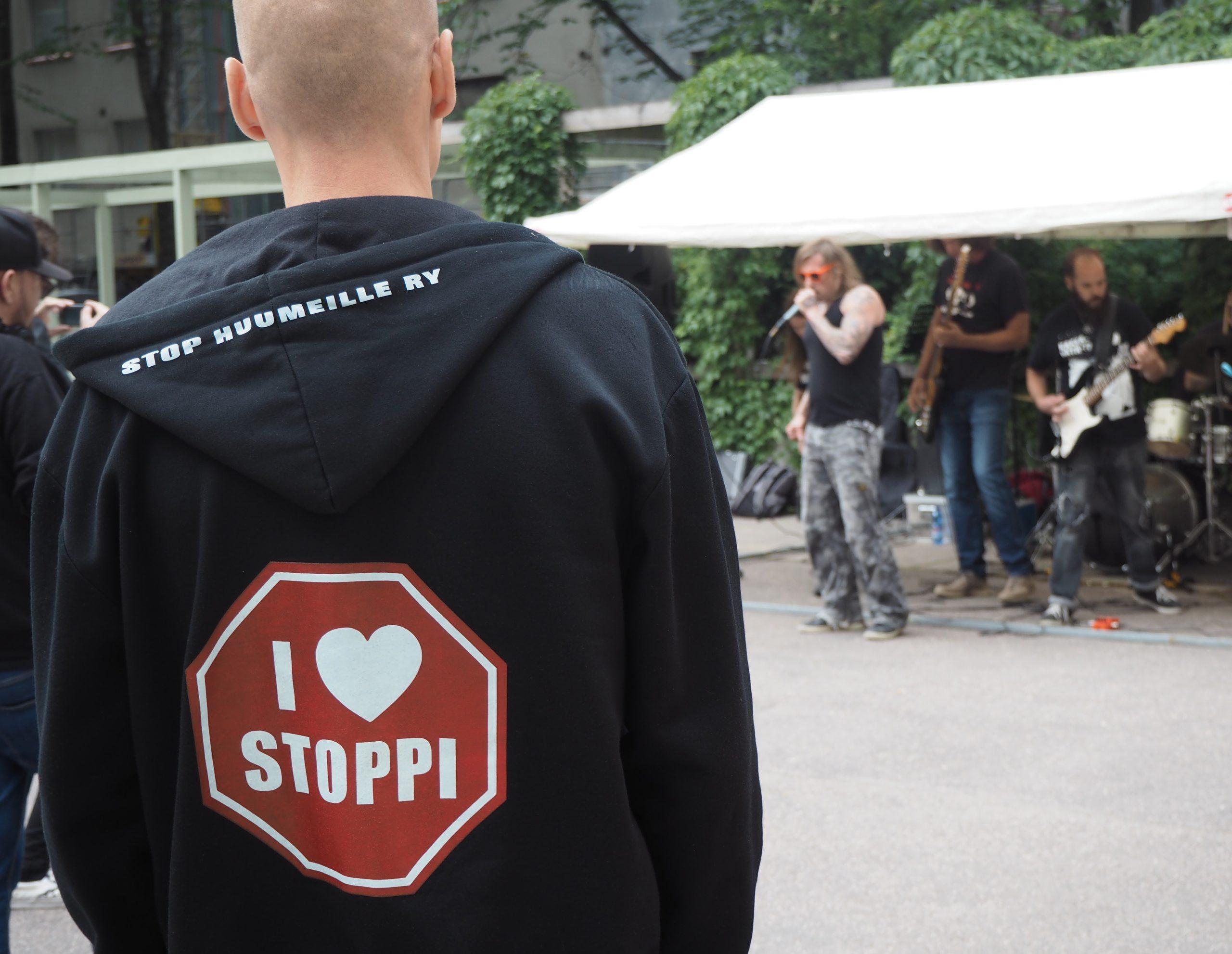 Stop Huumeille